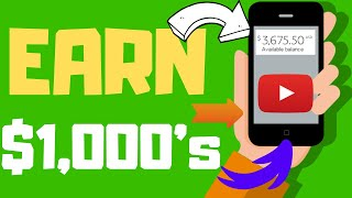 How To Make Thousands With Your SmartPhone (Affiliate Marketing 2019) How To Make Money Online