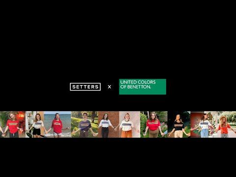 SETTERS X BENETTON