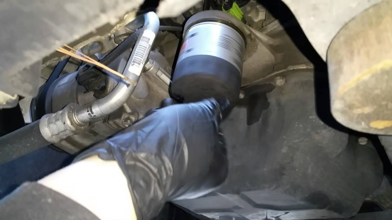 dodge avenger oil change