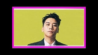 K-Pop: Seungri regresa con The Great Seungri| Noticias de 5 minutos