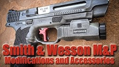 M&P Upgrades & Accessories: 2016