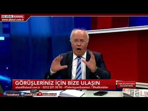 Televizyon Gazetesi- 22 Mayıs 2018- Halil Nebiler- Ulusal Kanal