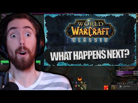 "Asmongold Reacts To ""What Happens Next After Classic World of Warcraft's Release?"" By Nixxiom"