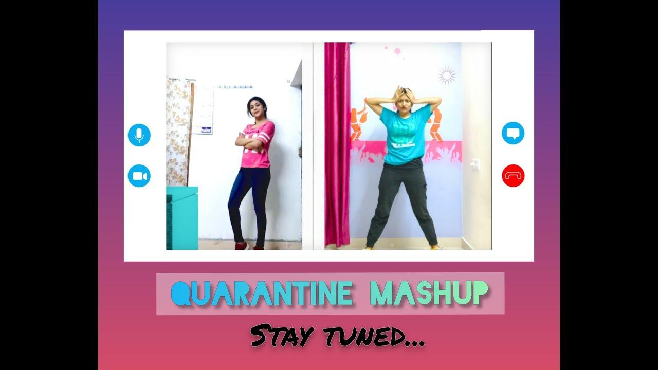 Quarantine Mashup| Dance cover|Ek main Aur Ek Tu|Its the time to disco|Aparna|Aishwarya|Kochi|