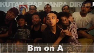 Gambar cover Endank Soekamti - Sampai Jumpa (Official Karaoke Video)
