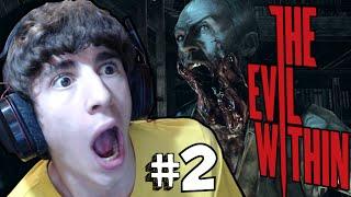 The Evil Within - Parte 2 - È TERRORIZZANTE!!