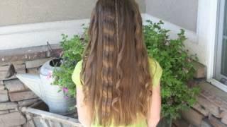 Beachy Combo | Beautiful Hairstyles | Cute Girls Hairstyles