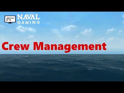 Naval Action Tutorial: Crew Management