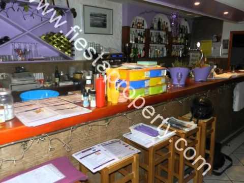 Ref B10909 Bar Restaurant For Sale in Benalmadena, Malaga, Spain