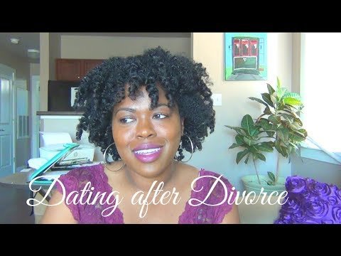 start dating after a divorce