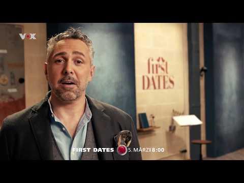 First Dates - Ein Tisch für Zwei | ab 05.03. bei VOX und online bei TV NOW from YouTube · Duration:  21 seconds