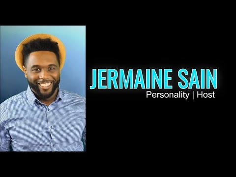 Jermaine Sain Media Personality Reel