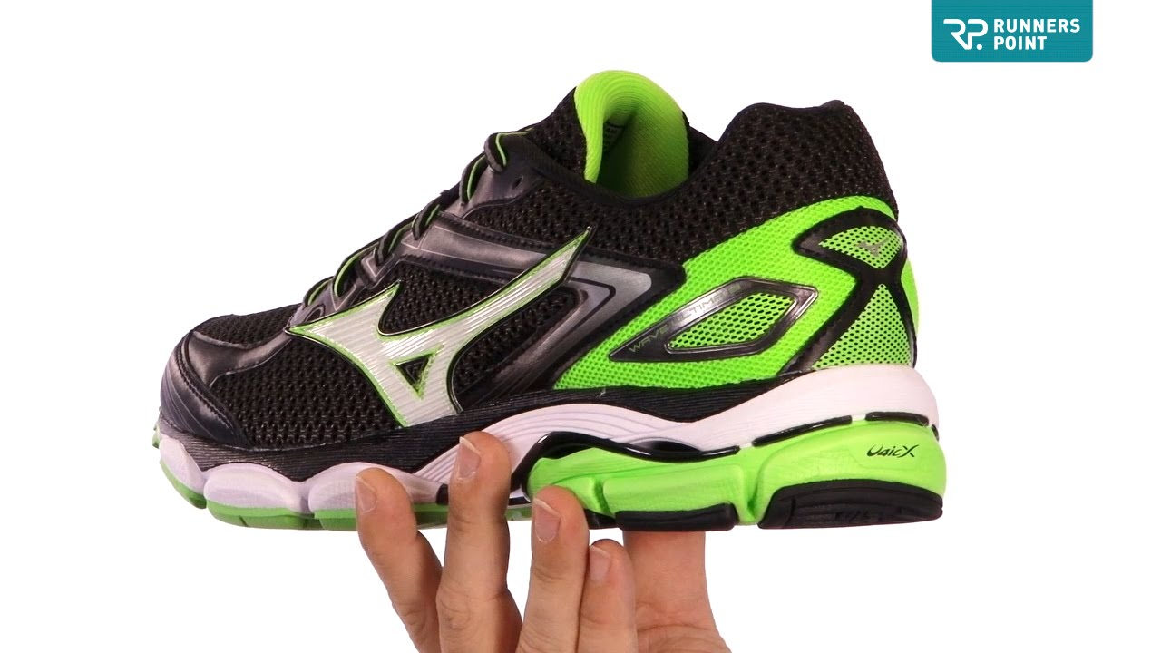 mizuno wave advance review