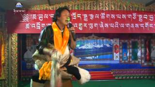 ལ་གཞས། Tibetan Love Song Part 3