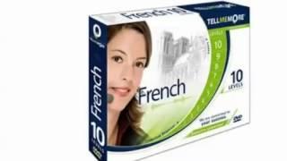 أسطوانة Tell Me More French لتعلم الفرنسية من الصفر إلى الإحتراف 2014