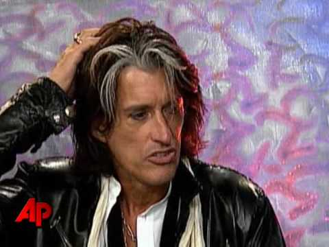 Joe Perry 'back in the Saddle' With New Album