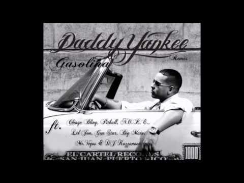Daddy Yankee - Gasolina Remix ft.Chingo Bling,Pitbull,N.O.R.E.,Big Mato,Gem Star & Mr.Vegas