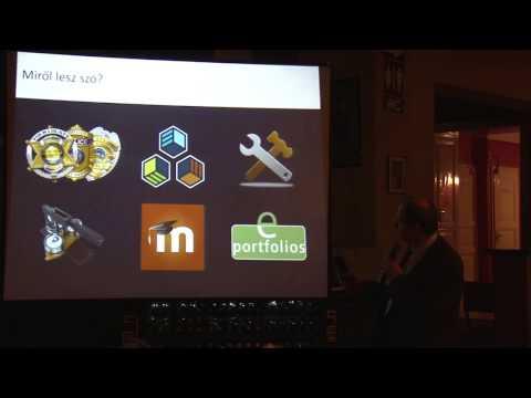 Open Source előadás 11 -- Koltányi Gergely és Papp Gyula -- Open Learning