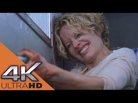Побег из Морозильника. Линда Vs Себастьян Кейн.   Невидимка (2000)