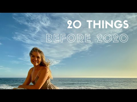 Day 13 of 20 Things to Do Before 2020 (Who ARE you?)