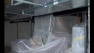 MOLD VIDEO - Envirotech Containment and Preparation- Call Today 1.800.724.2102