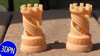 Elegoo Mars Resin 3D Printer is INCREDIBLE!