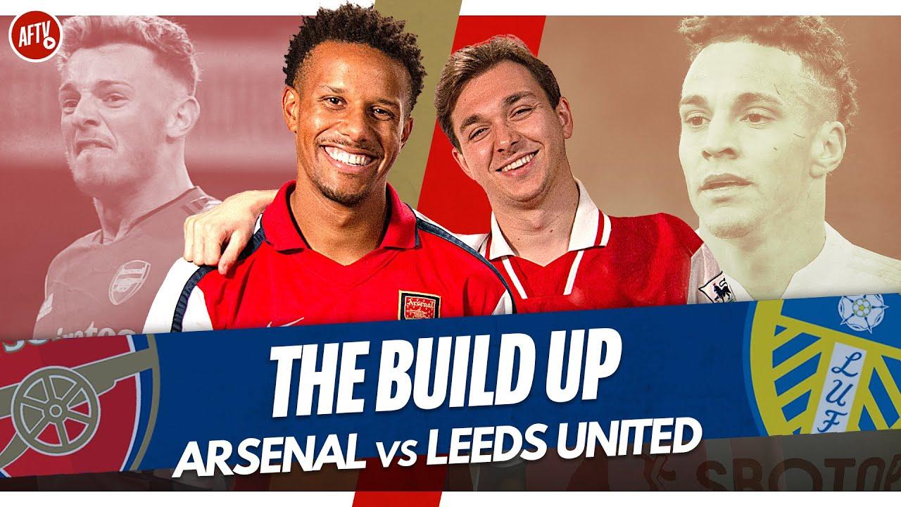 Download Arsenal vs Leeds United | Match Build Up