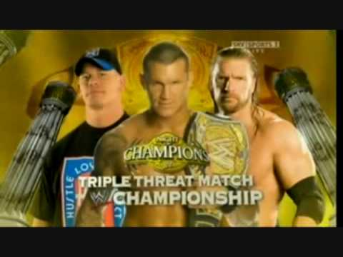 Night of champions matchcard including rey mysterio vs dolph ziggler and maryse vs mickie james - Night of champions 2010 match card ...