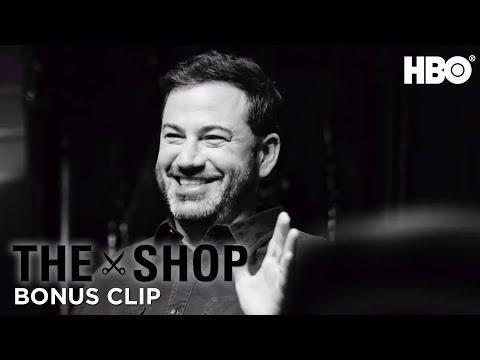 The Shop: LeBron's 4-Year-Old Son Dunking On Jimmy Kimmel (Bonus Clip) | HBO