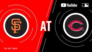 Giants at Reds|MLB Video Game of the Week Survive On YouTube  | NewsBurrow thumbnail