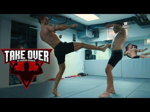 Nixa Zizu prvi put u MMA sportu /// TAKE OVER ///