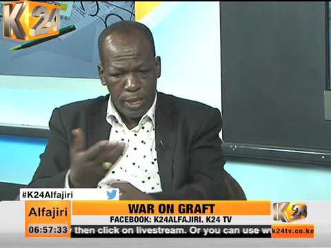 K24Alfajiri Interviews: Newspaper Review 6th November 2015