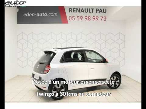 renault twingo occasion visible pau pr sent e par renault pau youtube. Black Bedroom Furniture Sets. Home Design Ideas