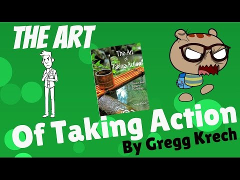 How To Motivate Yourself | The Art of Taking Control Animation Notes