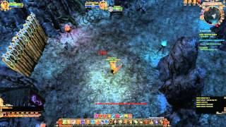 Eligium - Magic Wing Cave LVL 40 Solo Dungeon (Fixed Version).avi