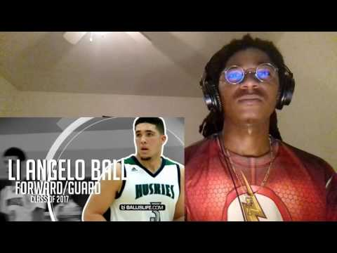 THE BEST BALL BROTHER!! Why LiAngelo Ball WILL Be BETTER Than We All Think REACTION!!
