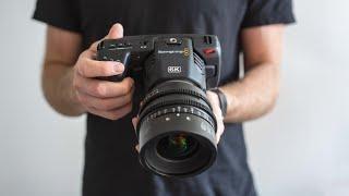 Blackmagic Pocket Cinema Camera 6k Sample Footage Youtube
