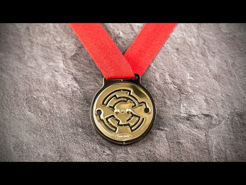 The coolest Medallion EVER!