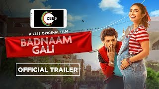 Badnaam Gali | Trailer | #aZEE5Original | Patralekhaa, Divyenndu | Streaming Now On ZEE5