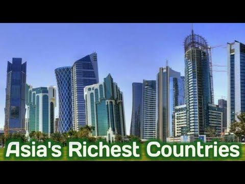Top 10 Richest Countries In Asia 2020