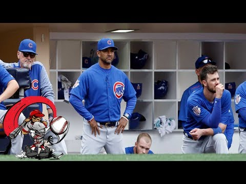 Cubs bench coach dave martinez in d.c. to interview with nationals