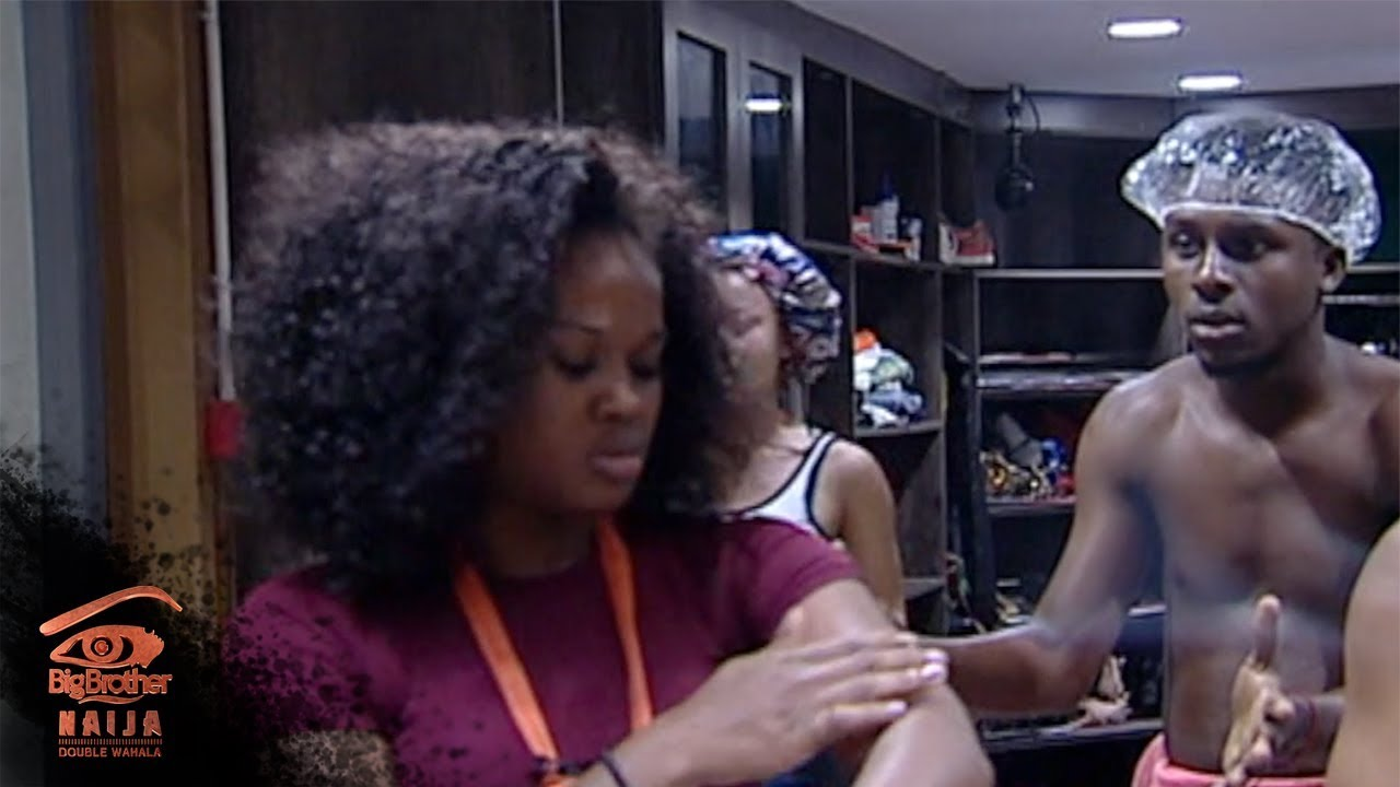 Download Day 26: Projection | Big Brother: Double Wahala | Africa Magic