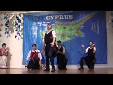 Kataklismos Cyprus Community Club June 2013
