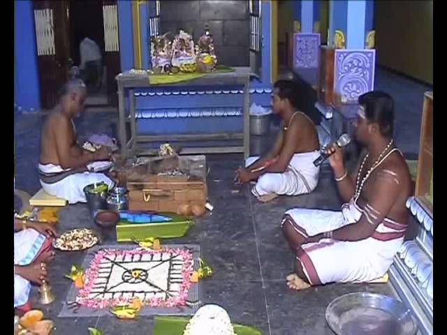 Kumbabishekam Part 5/5 of DVD1(Sri Vanadurga Parameshwari Thiru Korukkai) Travel Video