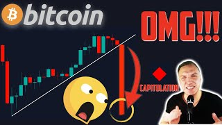 BEWARE!!!!!!!!!!!! BITCOIN IS CRASHING AS MINER CAPITULATE!! [here is whats next...]