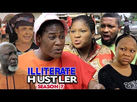 ILLITERATE HUSTLER SEASON 7 - New Movie | Mercy Johnson 2019 Latest Nigerian Nollywood Movie Full HD