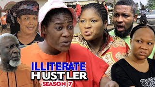 ILLITERATE HUSTLER SEASON 7 - New Movie | Mercy Johnson 2019 Latest Nigerian Nollywood Movie Full HD