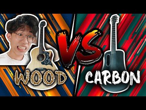 HONEST REVIEW: Lava Me 2 Carbon Fiber (fibre) Guitar - HOW DOES IT COMPARE TO A WOODEN GUITAR?