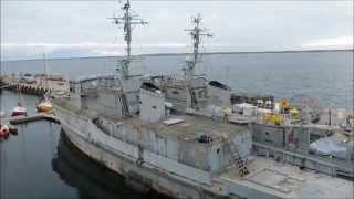 Достопримечательности Таллинна: морской музей в гавани.  Ледокол(, 2015-11-19T19:54:16.000Z)