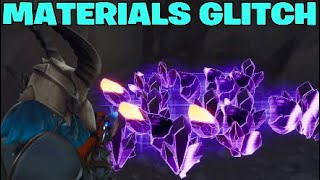 *EASY* The BEST MATERIALS GLITCH !! Get Everything In The Game Fortnite Save The World